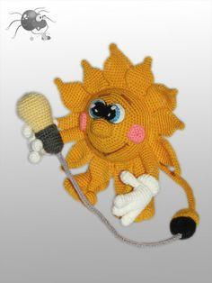Generator of sunny energy