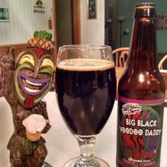 Big Black Voodoo Daddy - Voodoo Brewing Company - Untappd