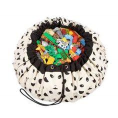 EEF Lillemor / Pytel/podložka na hračky Play&Go Panda