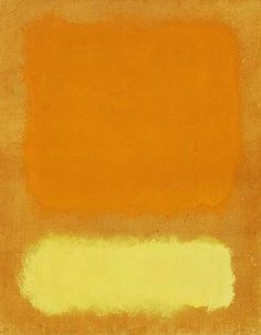 Rothko - Look towards art for inspiration for you wedding day