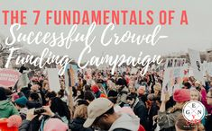 The 7 Fundamentals Of A Successful Crowd-Funding Campaign | Spoiler Alert - We don't do boring!