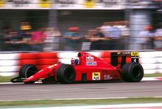 Alain Prost, Ferrari 1990