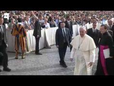 Papa FRANCISCO pede que pessoas lembrem dos que sofrem de Mal de Alzheimer.