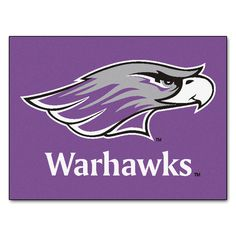 Sports Licensing Fanmats University of Wisconsin Whitewater Nylon Allstar Rug (2'8 x 3'8) (34 inches x 45 inches)
