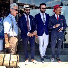 Pitti Uomo 2014 | Homens com estiloHomens com estilo