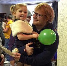 eddy with kids
