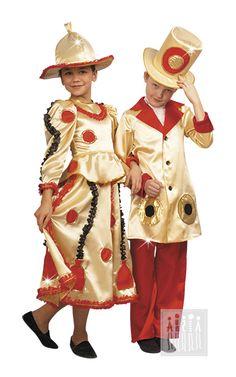 Карнавальный костюм Дымка - костюм для девочки Детский сценический костюм для…