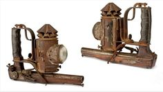 The Upside-Down Lantern Flintlock Pistol: the strangest design for a firearm out there.