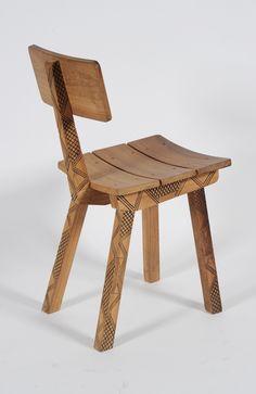 Zambia Chair 2 / Año: 2005 / Vendidas: n/a