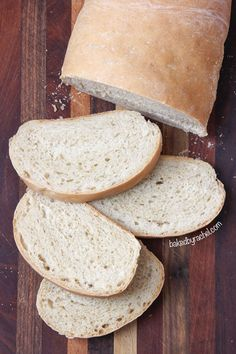 An easy recipe for soft and tender homemade Italian bread.