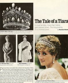 tale-of-a-tiara by {this is glamorous}, via Flickr; interesting post on tiaras:)