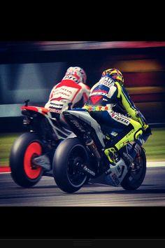 Valentino Rossi y Dani Pedrosa d3495d61095c