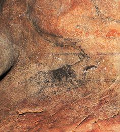 cueva de llonin - asturias