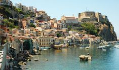 Chianalea di Scilla, Calabria - Most romantic small cities in Italy