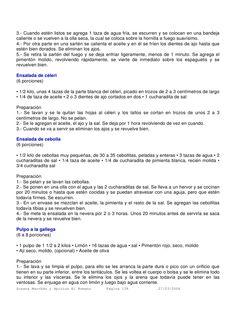 ESPAGUETIS CON AJO y ACEITE   Parte I/; Ensalada Celeri; ensalada cebolla //   armando-scannone-recopilacin-de-recetas-138-728.jpg (728×1030)