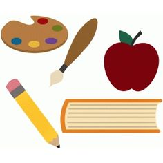 Silhouette Design Store: school art supplies