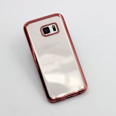 Galaxy s7 Case luxury electroplated Cover Please comment me which color  1. Material: Made of High quality tpu For Galaxy s7  2. Model: Perfectly fits for For Galaxy s7 luxury brand case 3. Function: Dirt-resistant Protective Galaxy s7 Gold, Black,Silver , Pink Colors Cover 4. Feature: Ultra Slim For Galaxy s7 Transparent Clear electroplated color Case Cover(a21) Accessories Phone Cases