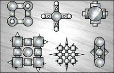Top Down Game, Make Your Own Game, Tower Defense, Build Something, Game Assets, Battleship, Abstract, Random, Summary
