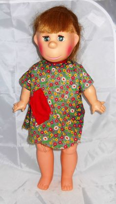 Vintage Poor Pitiful Pearl Doll - So cute. I had one. Me too !