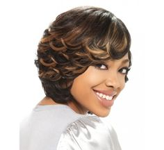 ... hairstyles on Pinterest   Black Hair Salons, Black Women and Curly Bob