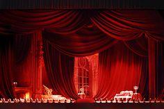 Photo Set Design Theatre, Stage Design, Event Design, Cabaret, Stage Curtains, Stage Set, Scenic Design, Stage Lighting, Installation Art