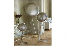 Artisan Disc Floor Lamp | Absolute Home