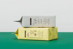 Packaging for 島の土 / Organic Fertilizer of Awaji Island designed by UMA #packaging #design