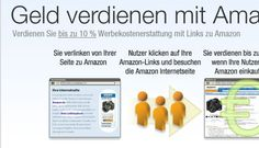 I am Affiliate Partner of Amazon.de( My Amazon Shop in Germany )