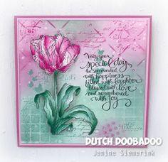 Dutch Doobadoo - Bloghop