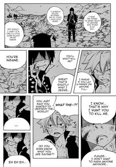 Fairy Tail : After the war / Part 5