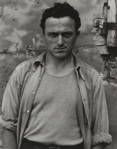 Exhibition: 'Paul Strand: Master of Modern Photography' at the Philadelphia Museum of Art. http://artblart.com/2014/12/26/exhibition-paul-strand-master-of-modern-photography-at-the-philadelphia-museum-of-art/ Paul Strand. 'Young Man, Luzzaro (Ivo Lusetti)' 1953