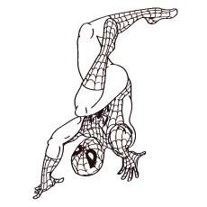 50 Wonderful Spiderman Coloring Pages Your Toddler Will Love Spiderman Coloring Coloring Pages Spiderman