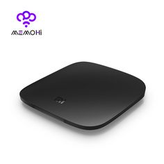 Xiaomi MI BOX Internatinal Android TV 6.0 Smart TV Box Quad Core Set-top Box with Youtube Netflix 4K DTS Dolby IPTV Media Player