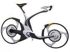 25 conceitos de bicicletas futuristas - Assuntos Criativos