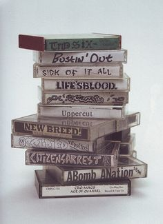 NYHC Tapes