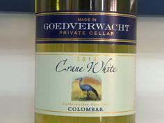 A Colombard é uma uva francesa, mesmo assim, muito pouco conhecida. Na França, normalmente é usada para os principais destilados, Cognac e Armagnac. Mas na África do Sul, fazem vinhos. Simples, mas refrescantes e gostosos.