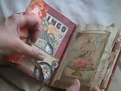 ▶ Mini Envelope Junk Journal - YouTube