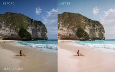 Adobe Lightroom Presets to transform your tropical photos