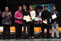 Entrega de premios // Entre Cuerdas y Metales 2013