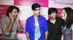 Barun, Akshay, Mohit & Sanaya IPKKND