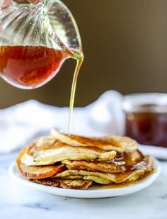 How to Make Apple Cider Syrup! By @howsweeteats.