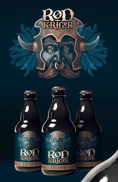 Beer branding and packaging design