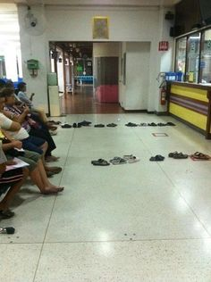 Why Haven't We Lined Up Like This Before? - Cheezburger