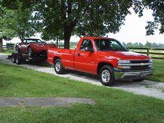 1999 Chevy Truck #2