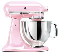 KitchenAid KSM150PSPK Komen Foundation Artisan Series 5-Quart Mixer, Pink KitchenAid http://smile.amazon.com/dp/B0000ALFC6/ref=cm_sw_r_pi_dp_mMW1tb1V5GS5978B