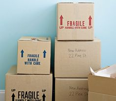 Plan a organized move  Repinned by www.movinghelpcenter.com Follow us on Facebook!