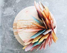#kalabasa_feathers_cake