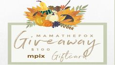 $100 mpix Gift Card Giveaway – Ends 12-4