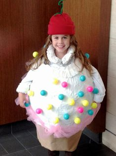 Kids' Halloween Costume: How to Make an Ice Cream Cone | how-tos | DIY