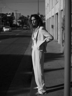 """""""In between days"""" - Rika Magazine - Erin Wasson - Annemarieke van Drimmelen"""